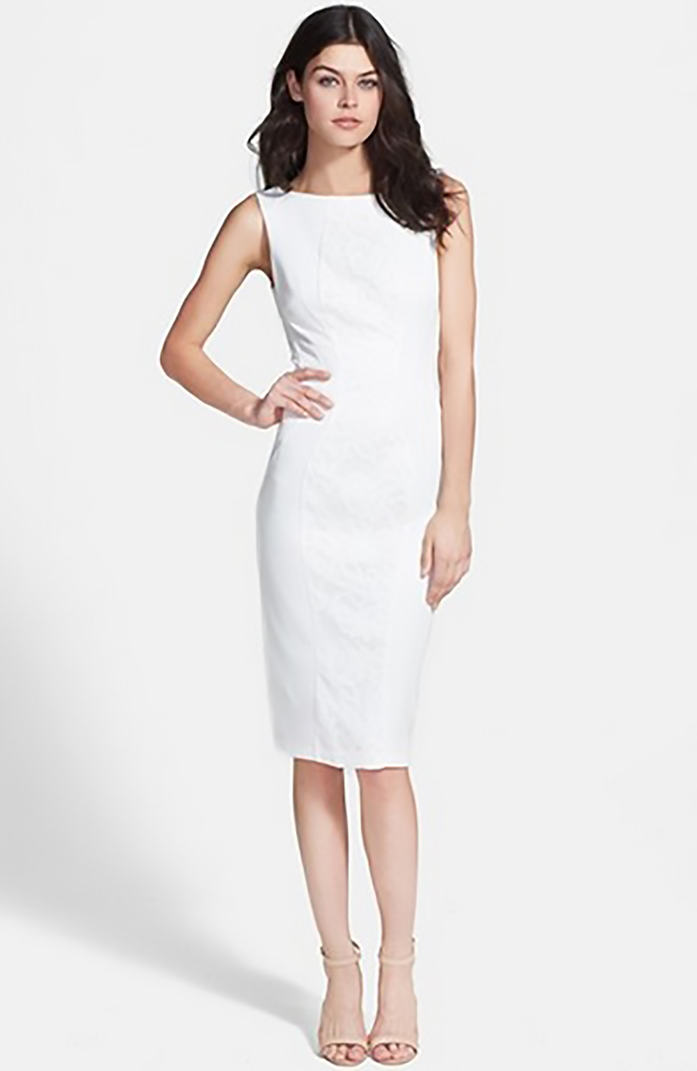 The Work Look — Work Essentials. The sheath dress