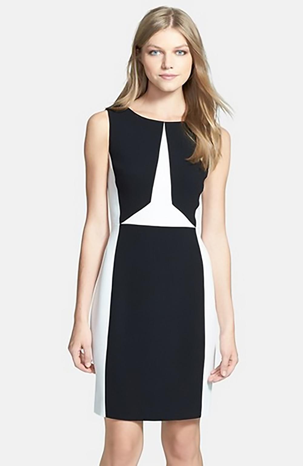 nordstrom ivanka trump colorblock sheath dress 1500.jpg