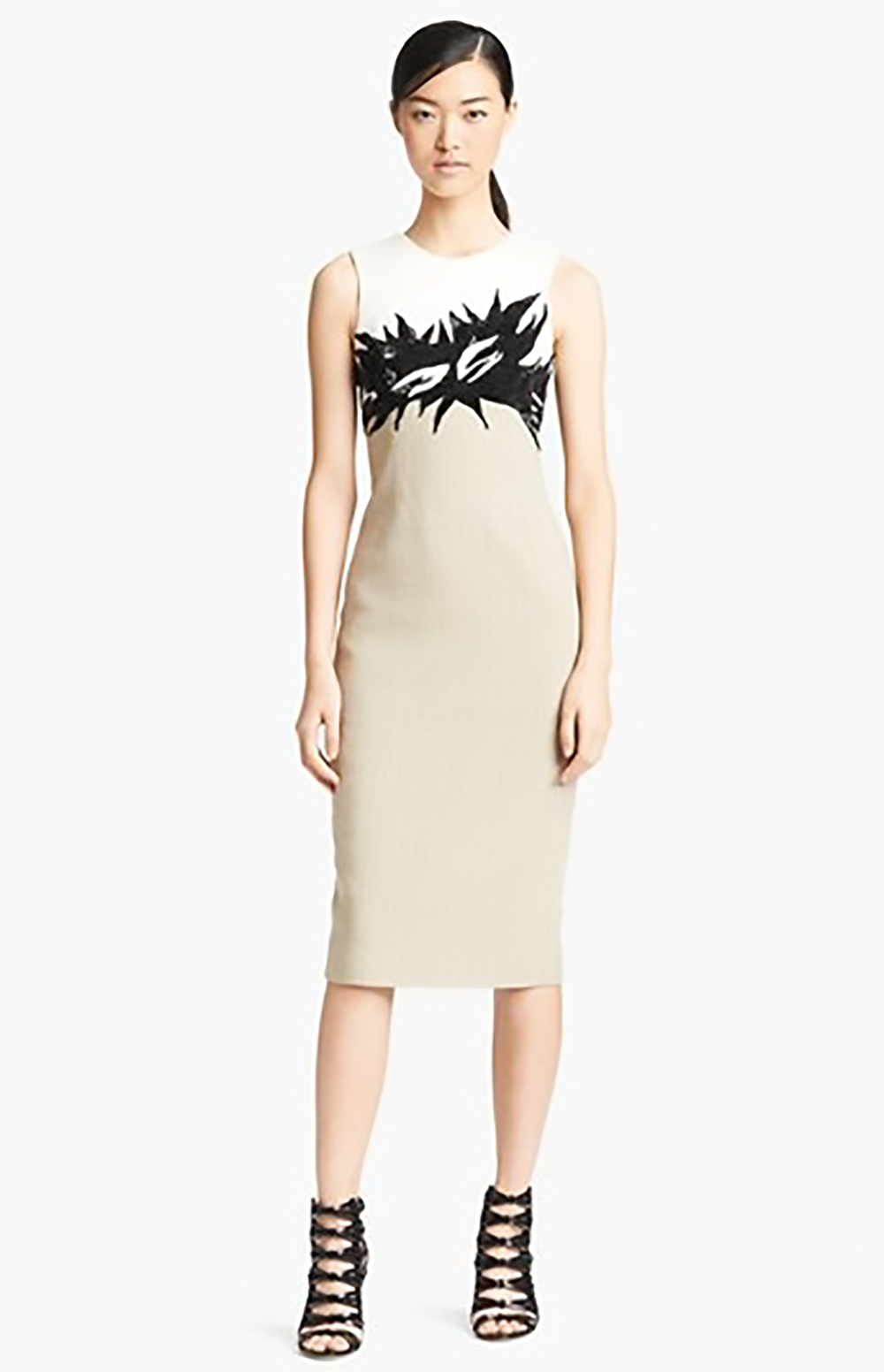 nordstrom jason wu botanical applique tweed sheath dress 1500.jpg