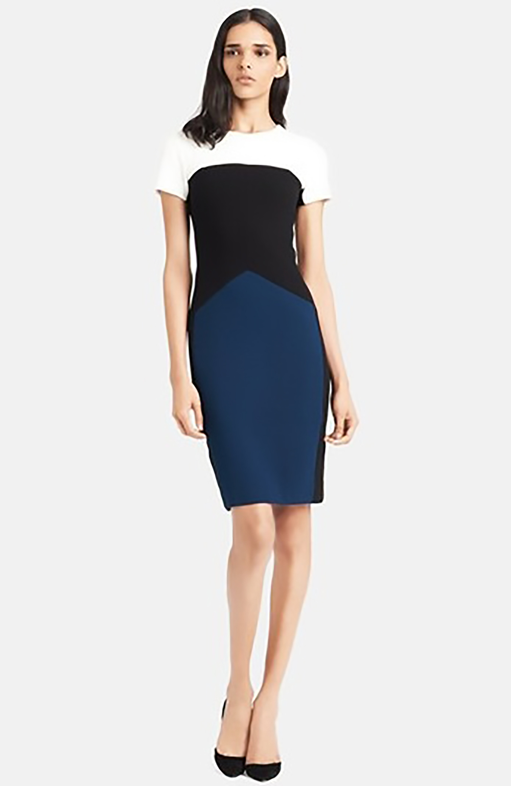 nordstrom narciso rodriguez colorblock stretch pebble crepe dress sheath dress 1500.jpg