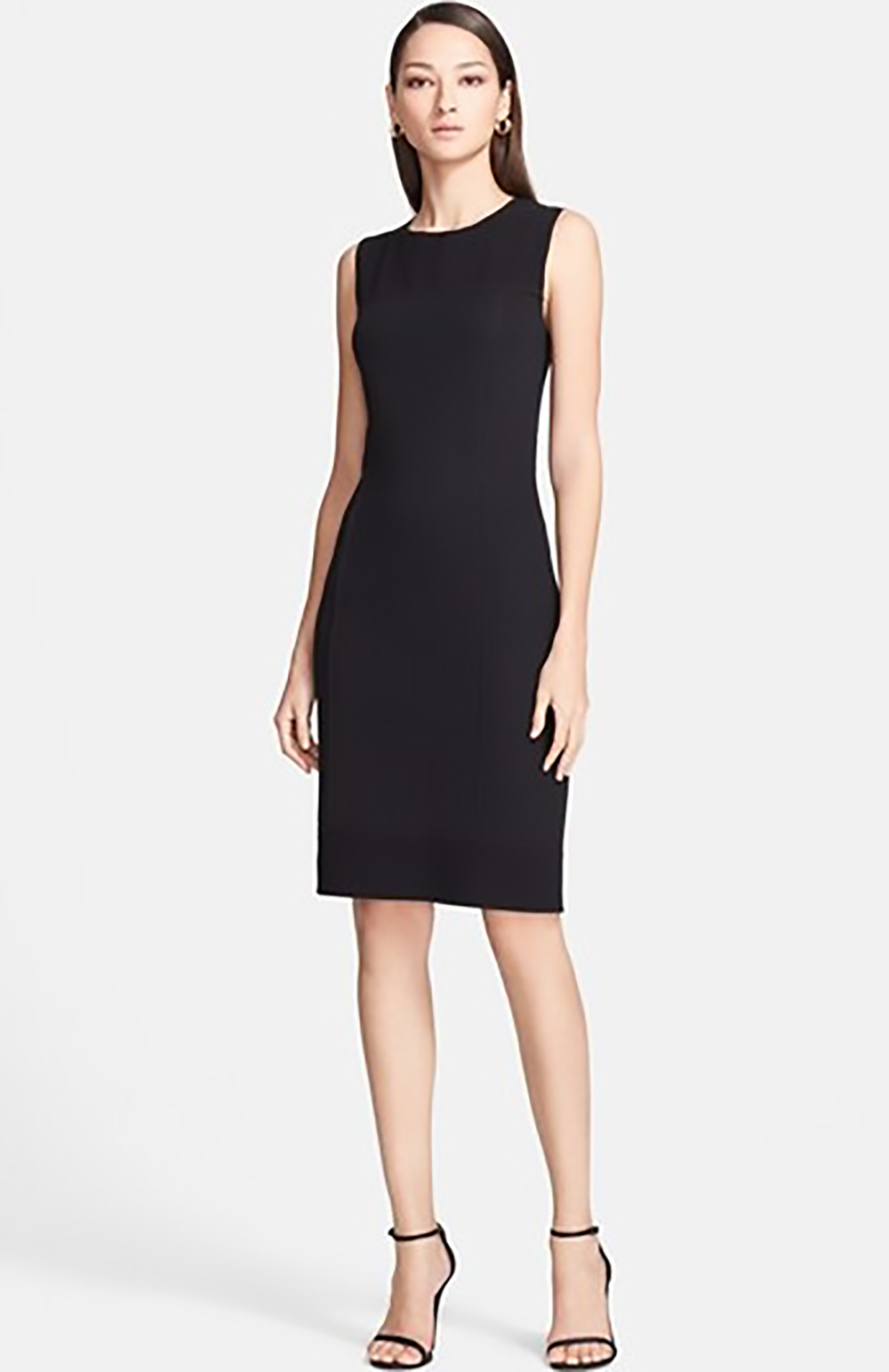 nordstrom st john collection milano pique knit dress with crepe marocain panels sheath dress 1500.jpg