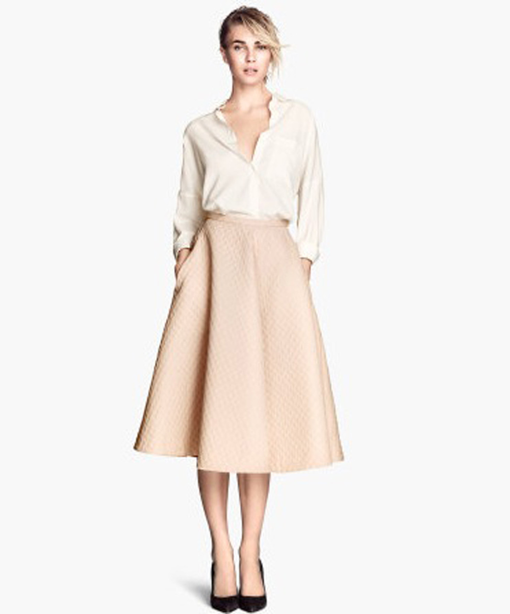 Wide Skirt £34.99