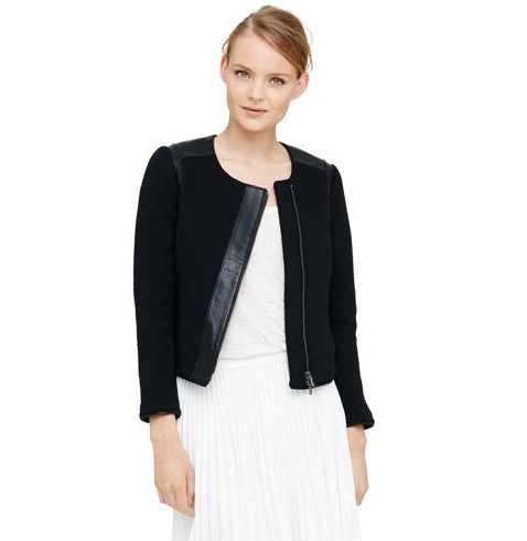 Danny Quilted Jacket $189.50