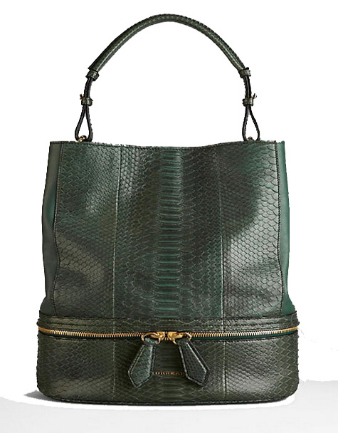burberry.com medium python bucket bag olive green_2.jpg