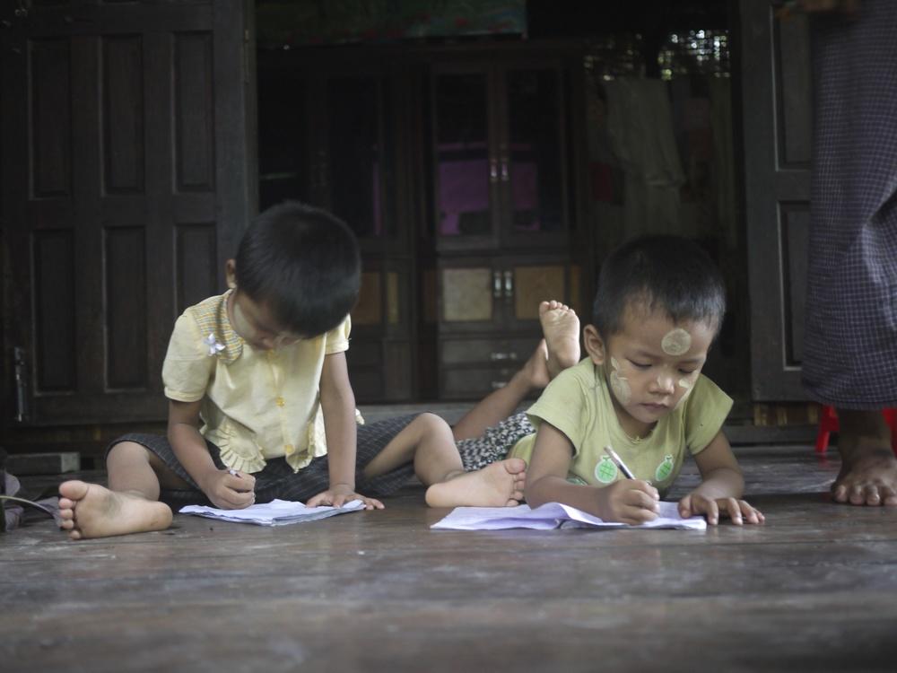 Shalem Christian Academy   Myanmar