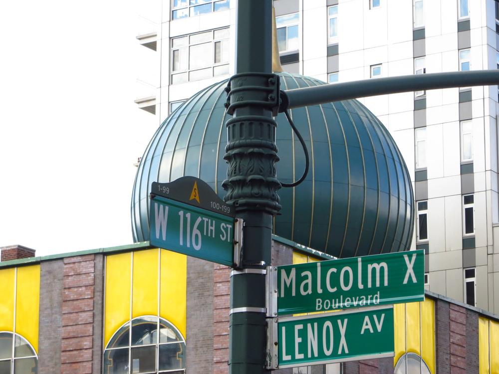 Malcom X Blvd.