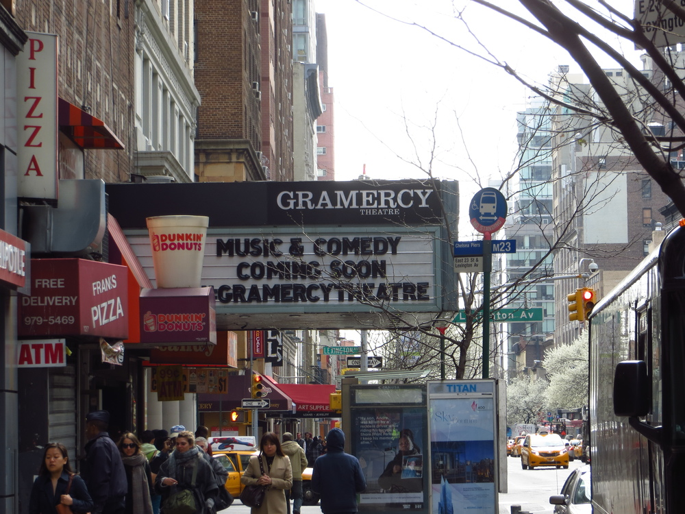 Gramercy Theater (I saw Lil' Dicky here!)