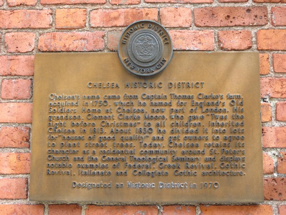 Chelsea History