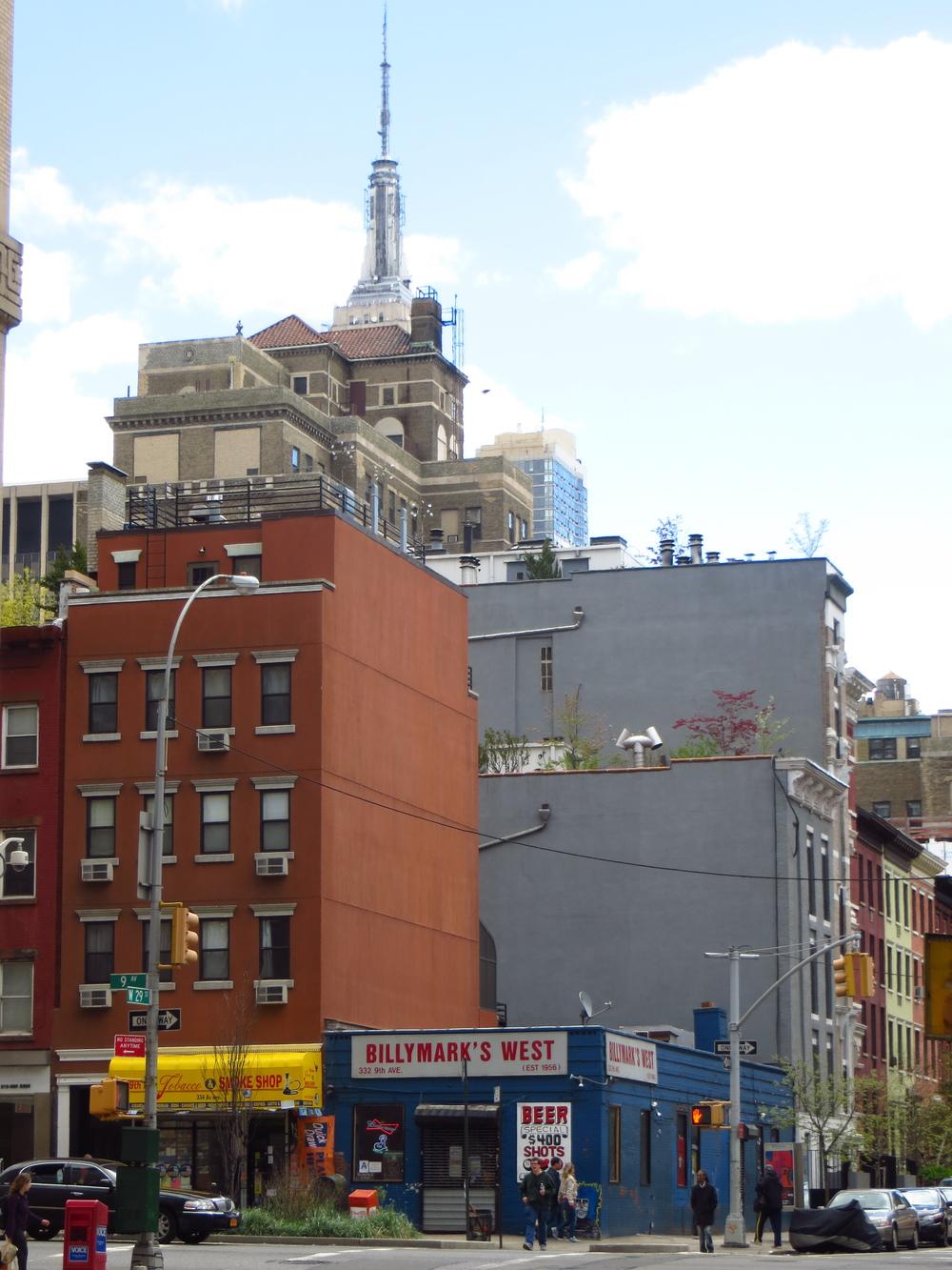 North Chelsea street