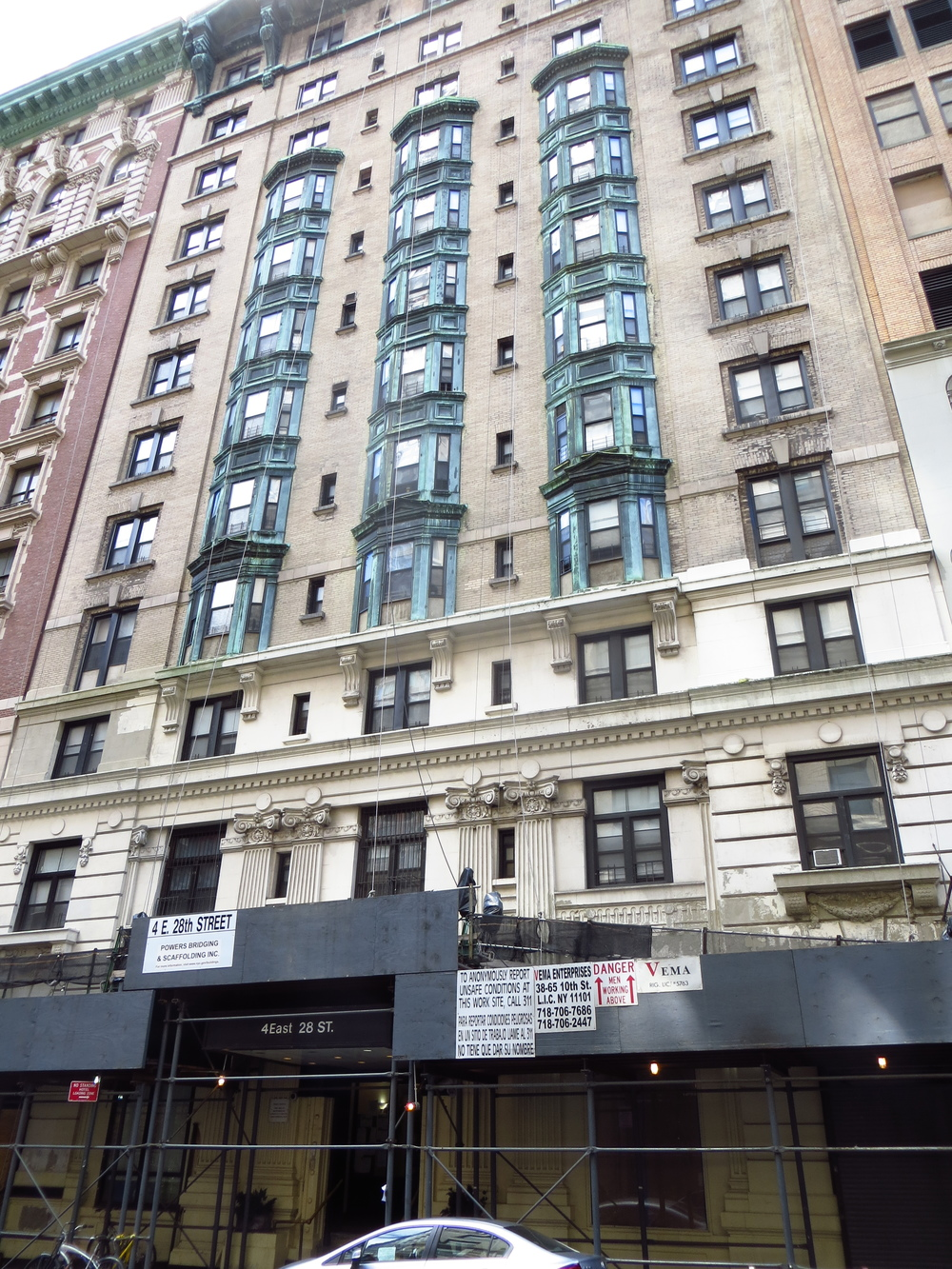 Cheapest(?) hotel in town: Where my NY adventure began