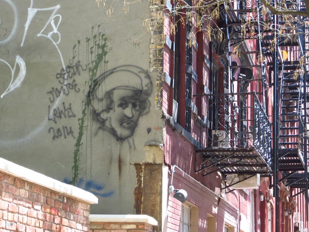 Rembrandt wuz here