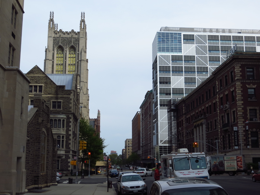 Church and Columbia School of Engineering