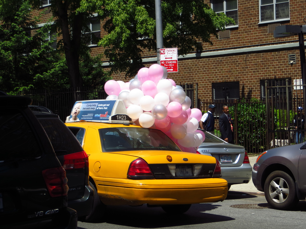 Balloon cab