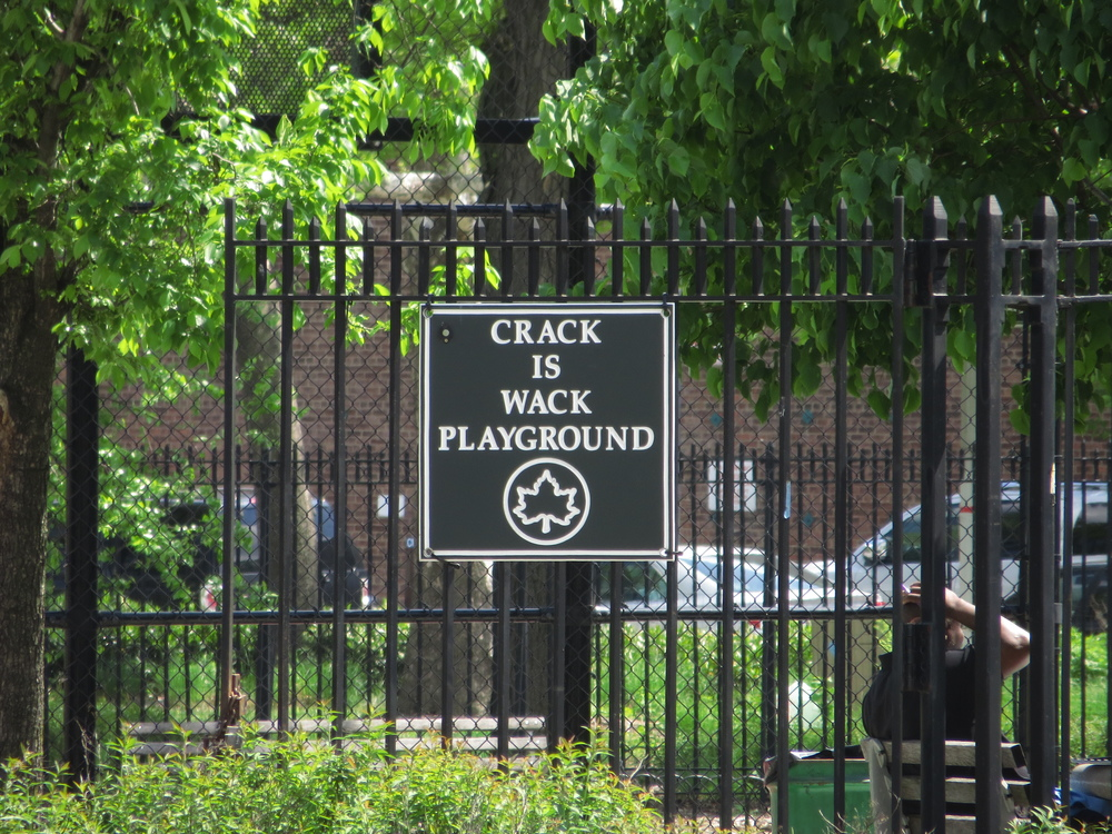Were all the other playground names taken?