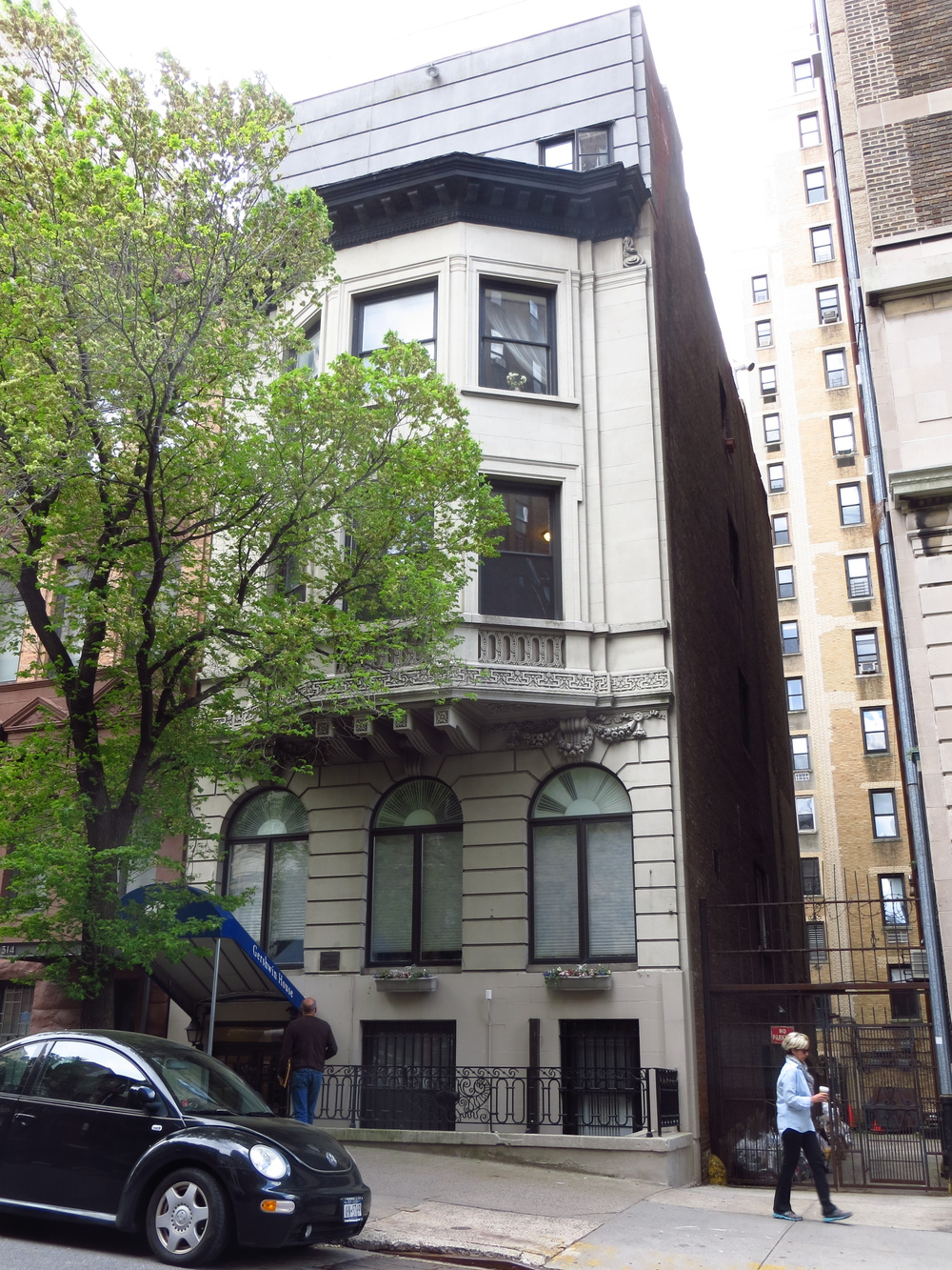 Another Gershwin house