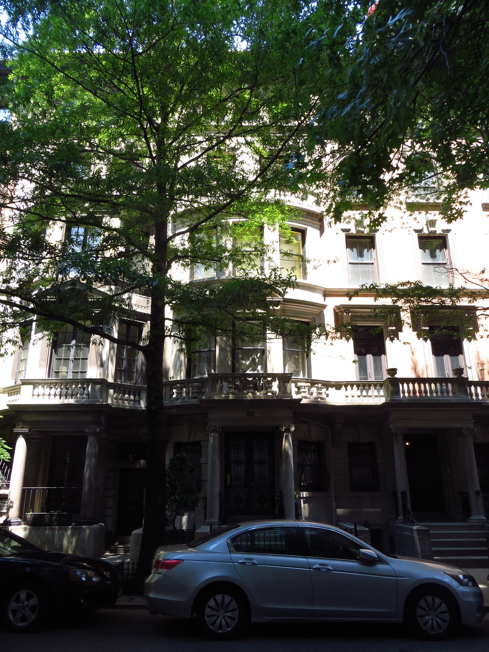 Eleanor Roosevelt's other UES mansion