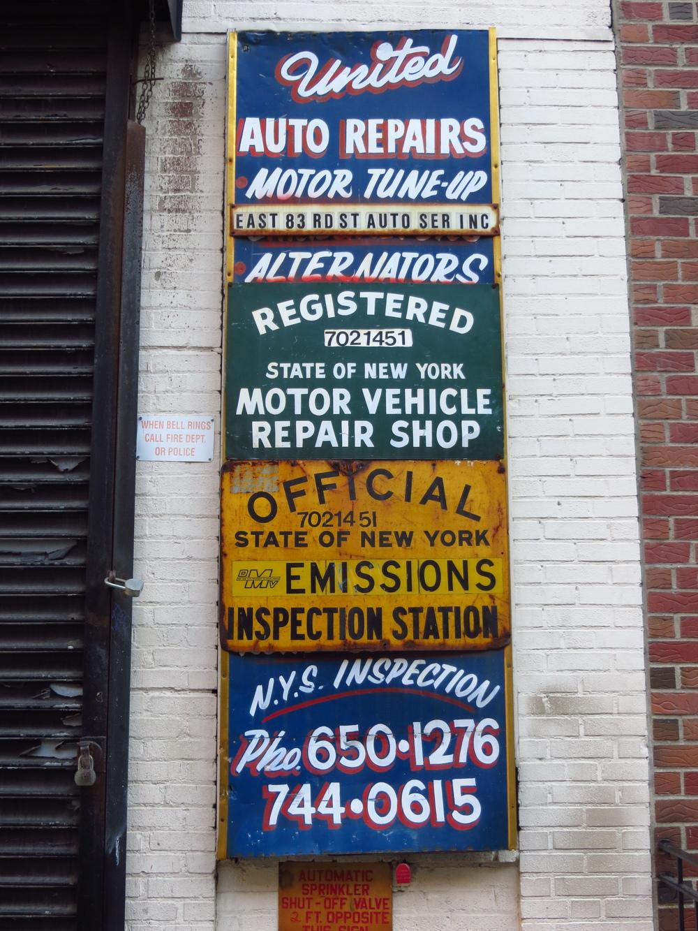 UES auto repair