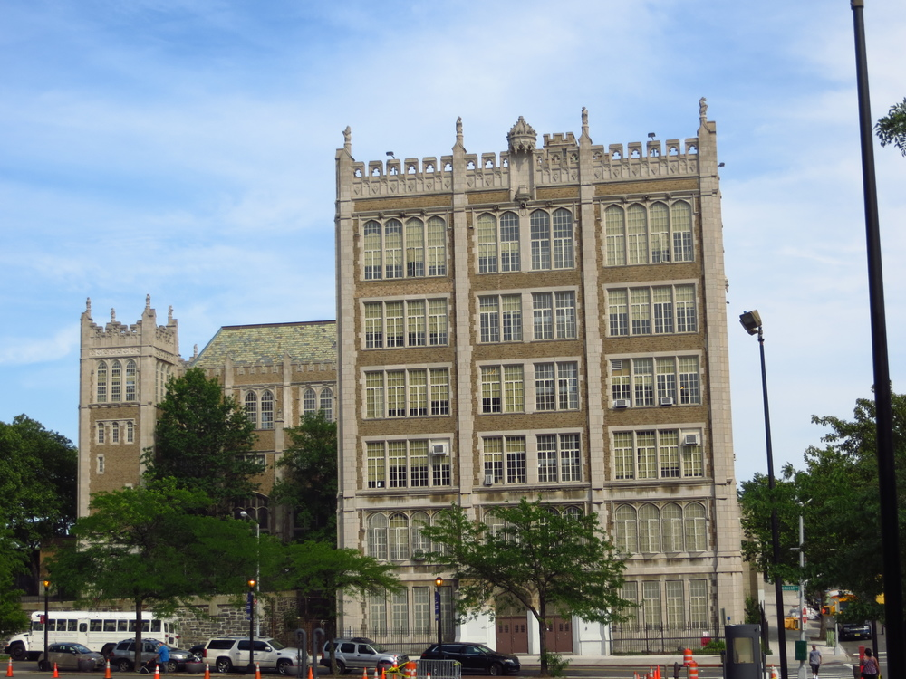 A. Philip Randolph High School