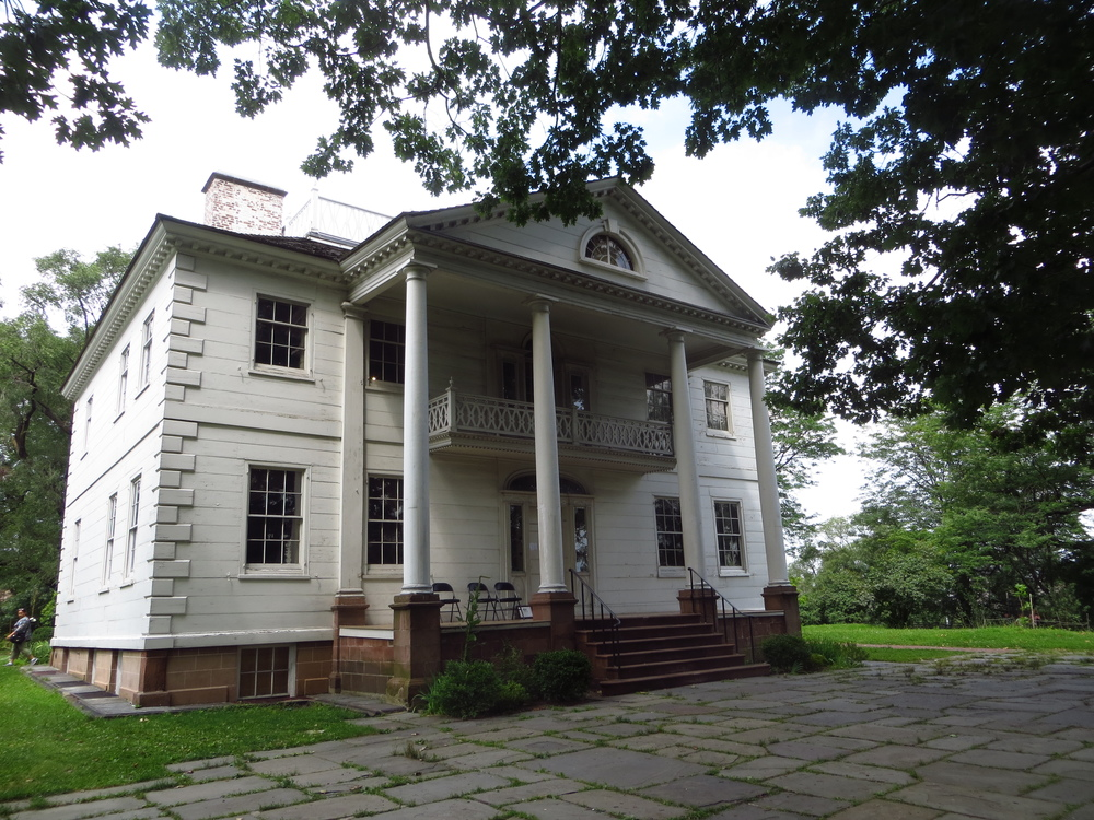 Morris-Jumel Mansion front