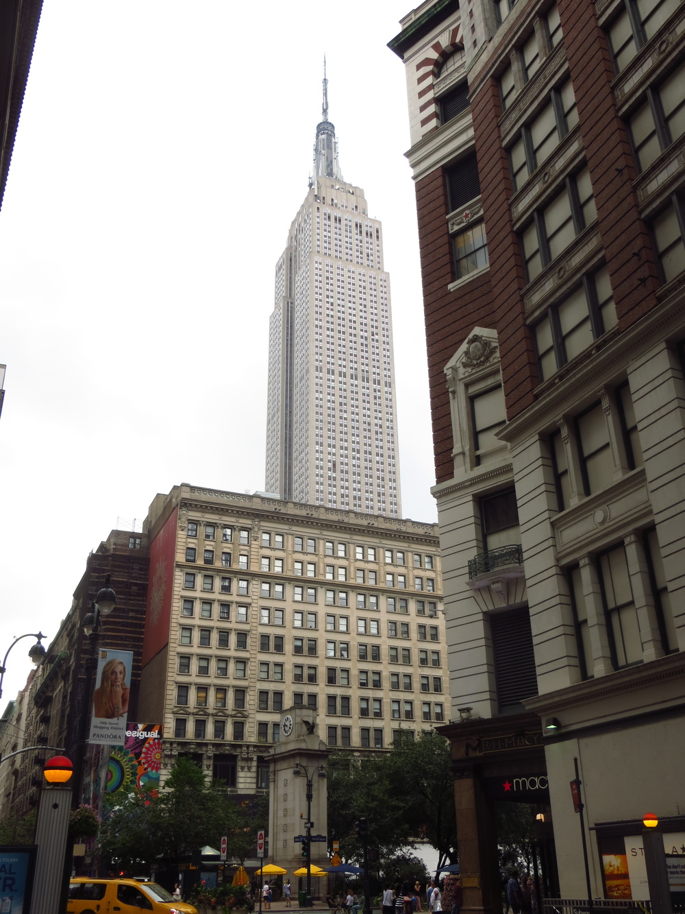 Empire State Building and Herald Square (#1)