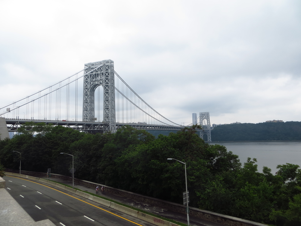 George Washington Bridge again