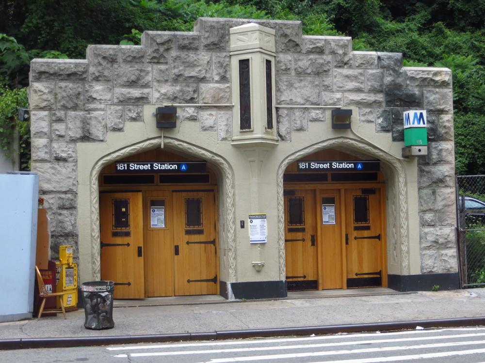 181st St. Station