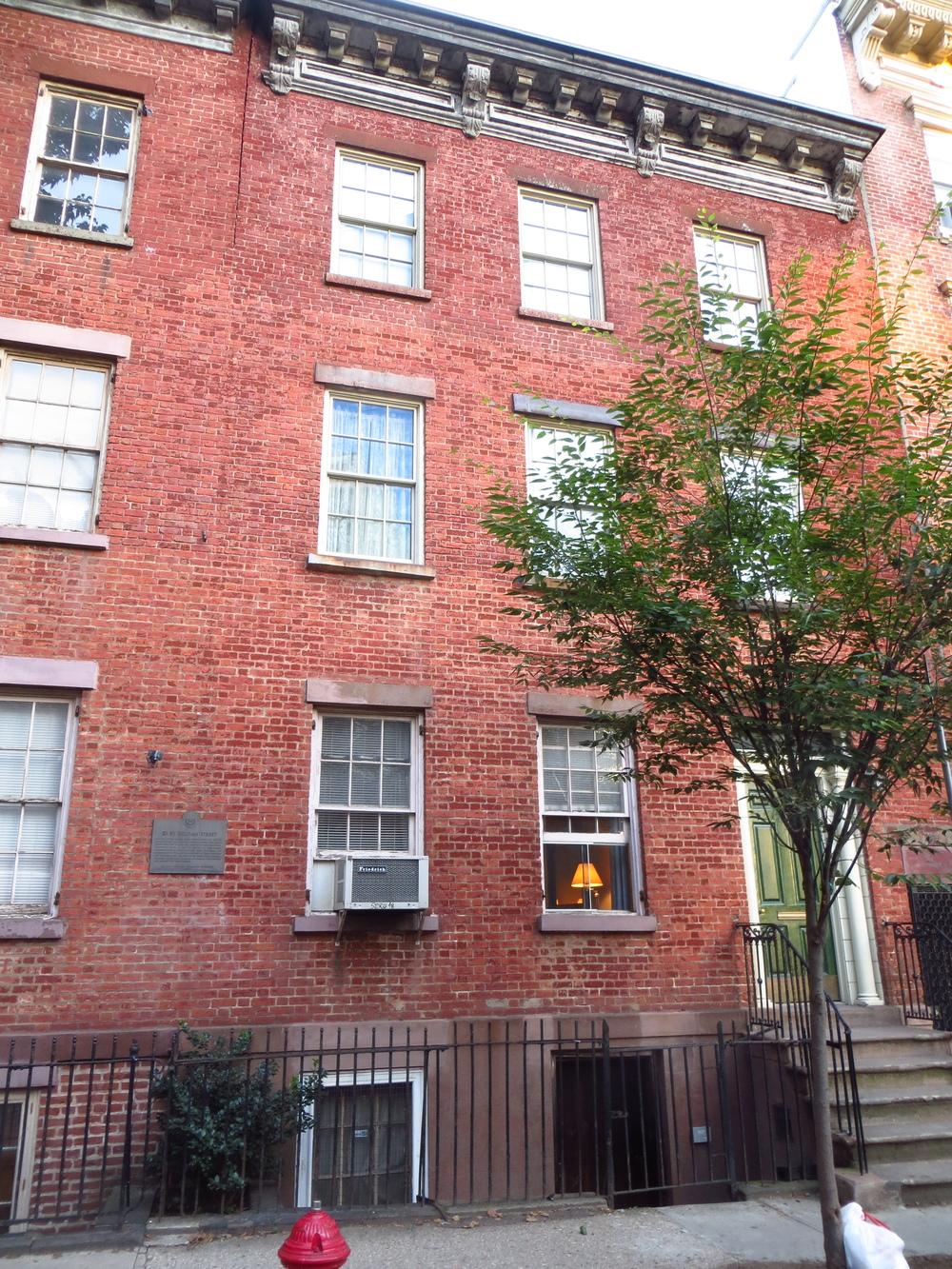 Sullivan St. houses