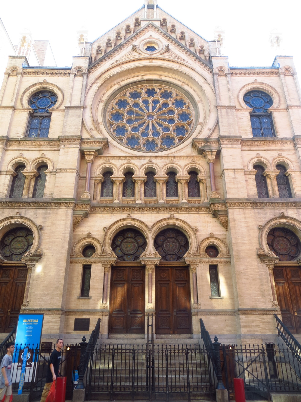 Eldridge Street Synagogue (b. 1887)