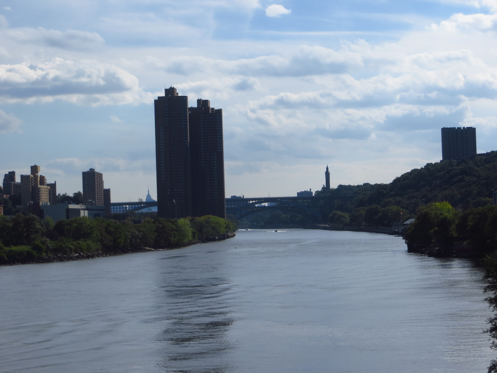 Harlem River looking south