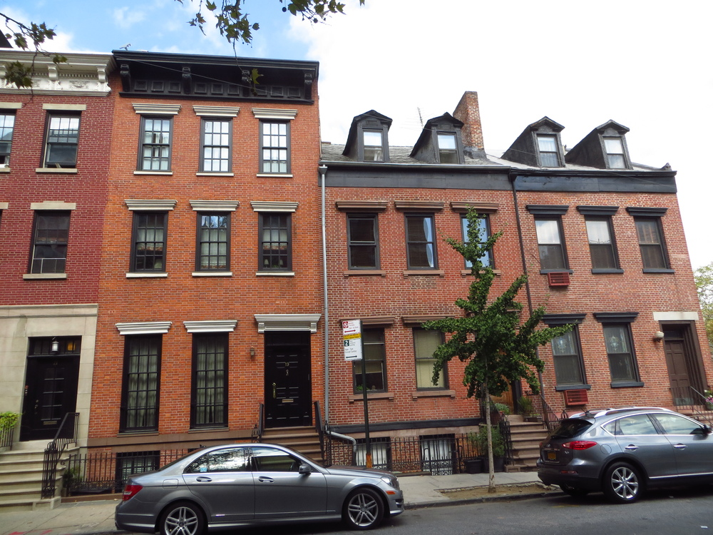 Federalist houses