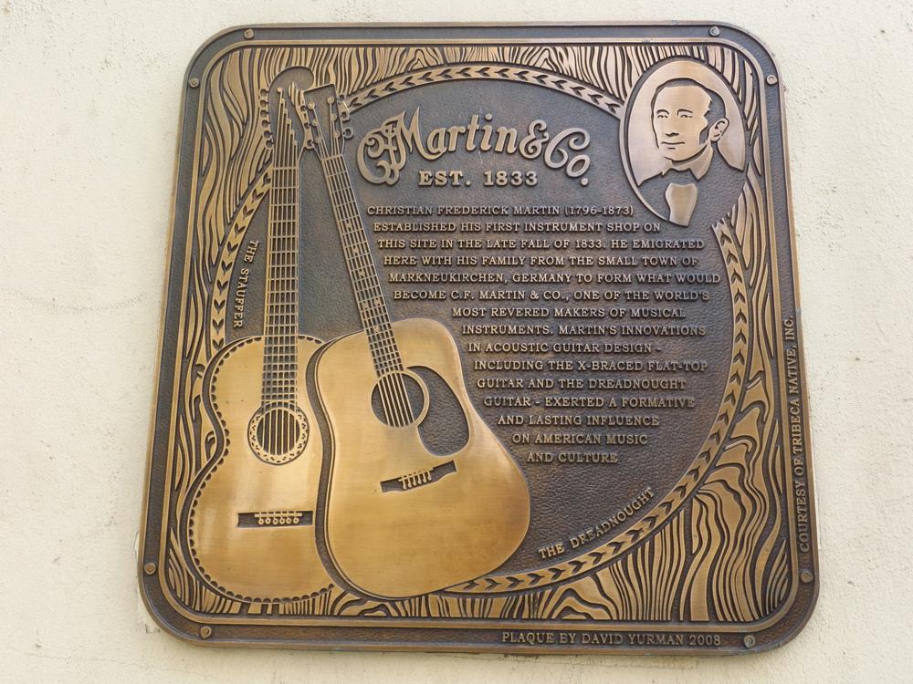 Martin & Co. history