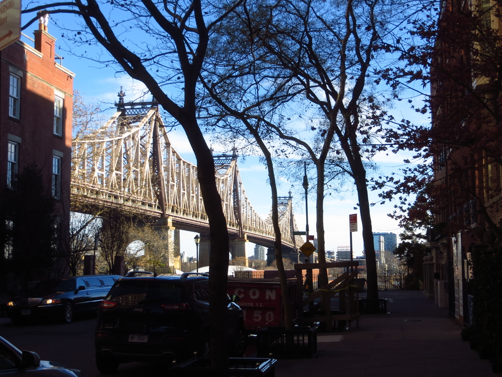Sutton Place & Queensboro Bridge