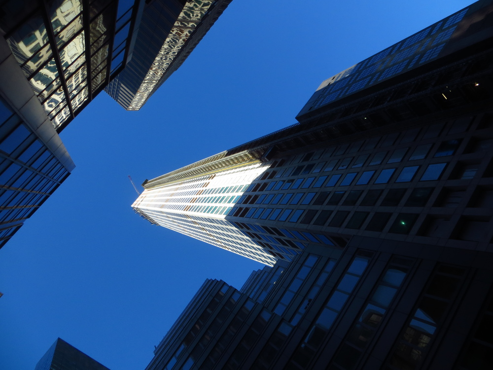 View up 432 Park