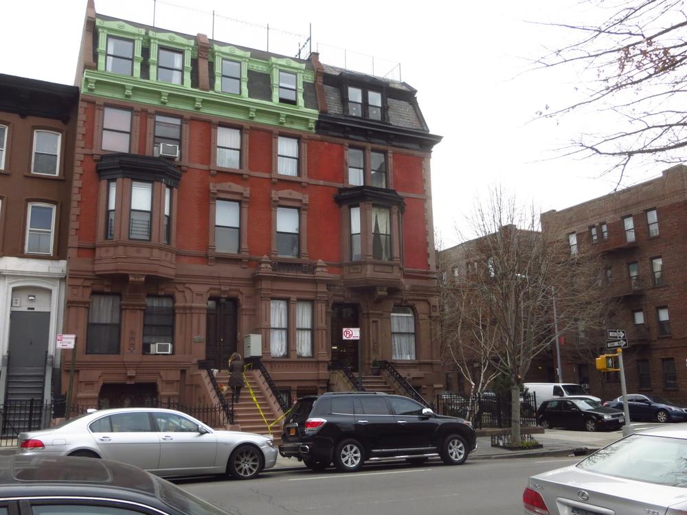 Harlem Rowhomes