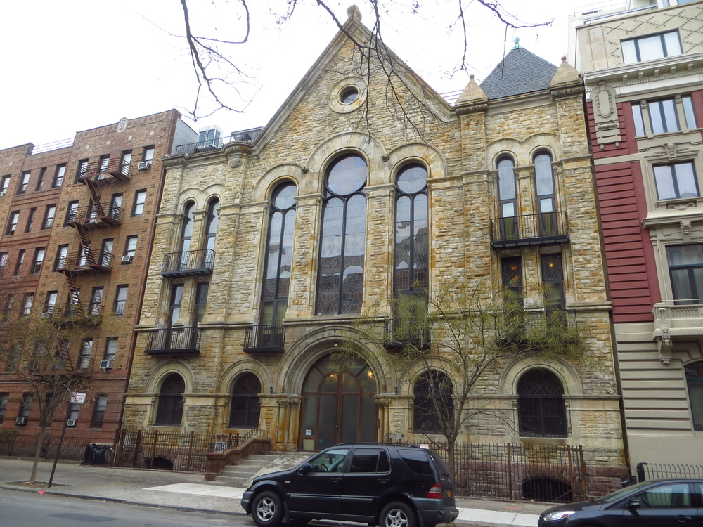 Harlem church