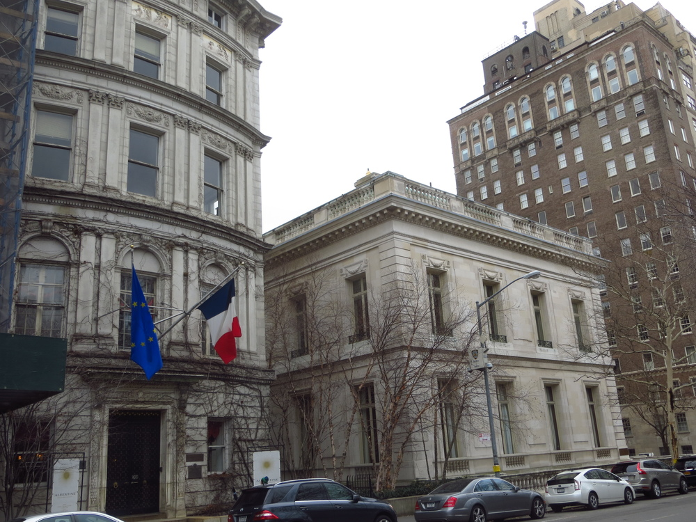 5th Ave. Consulate and Mansion