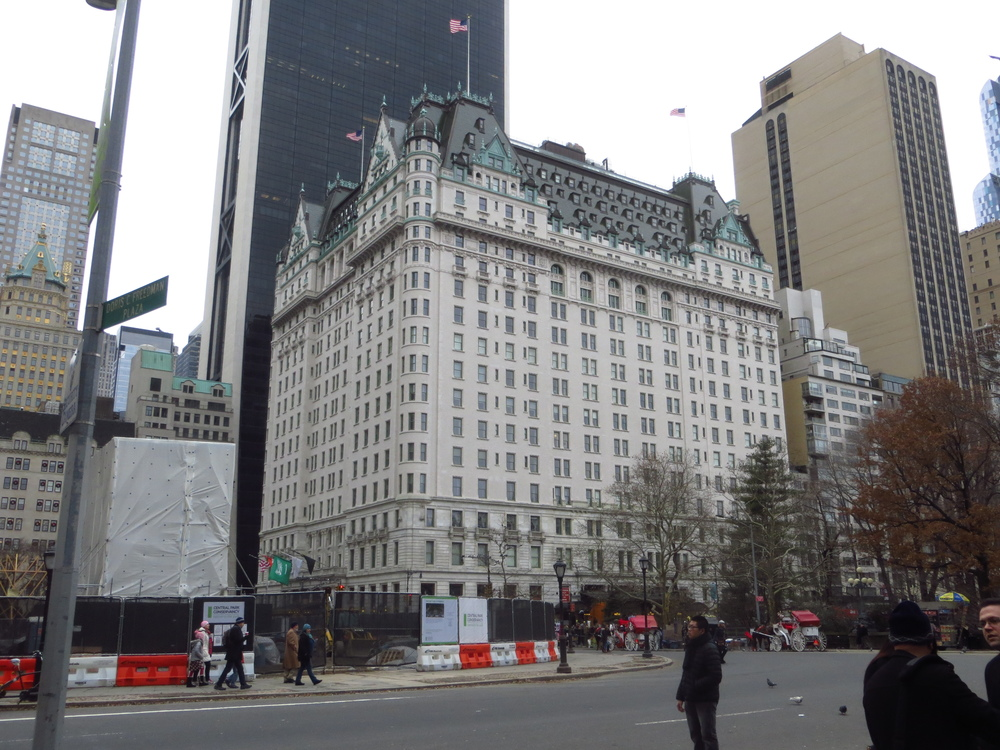 The Plaza Hotel (b. 1907)
