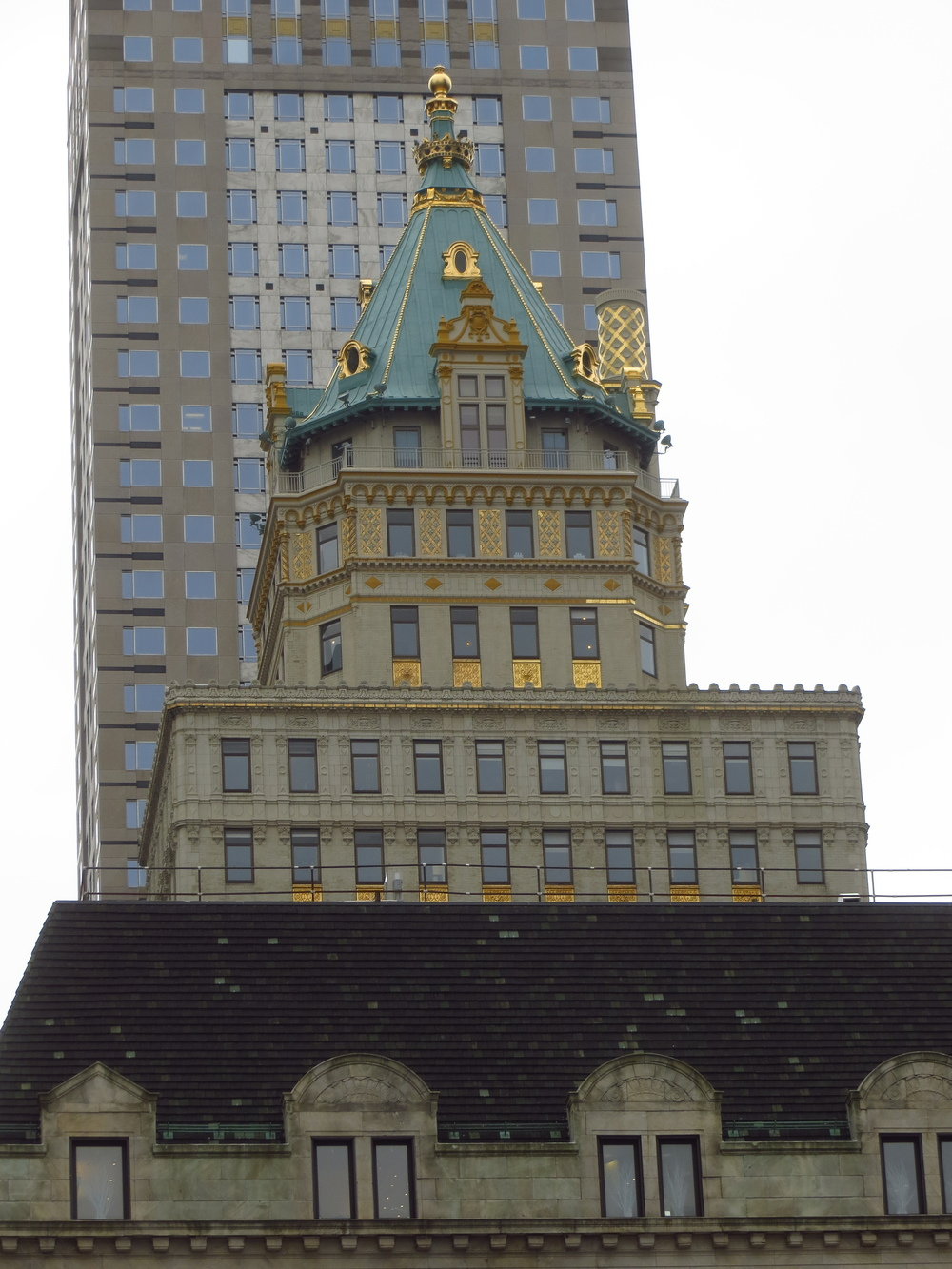 Top of the Crown Building
