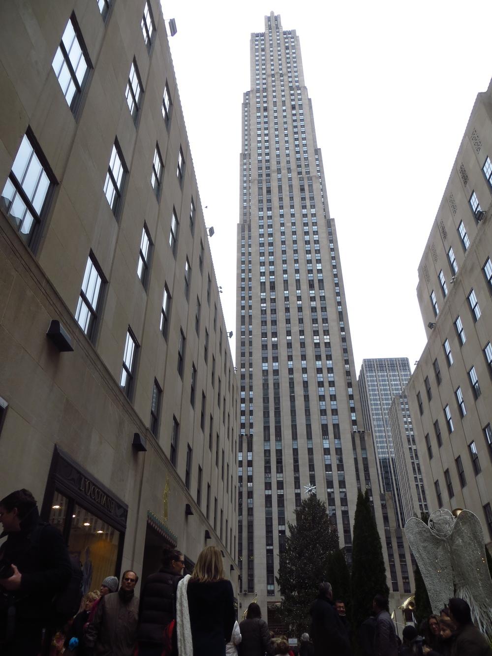 30 Rockefeller Center (b. 1930 - 1939)