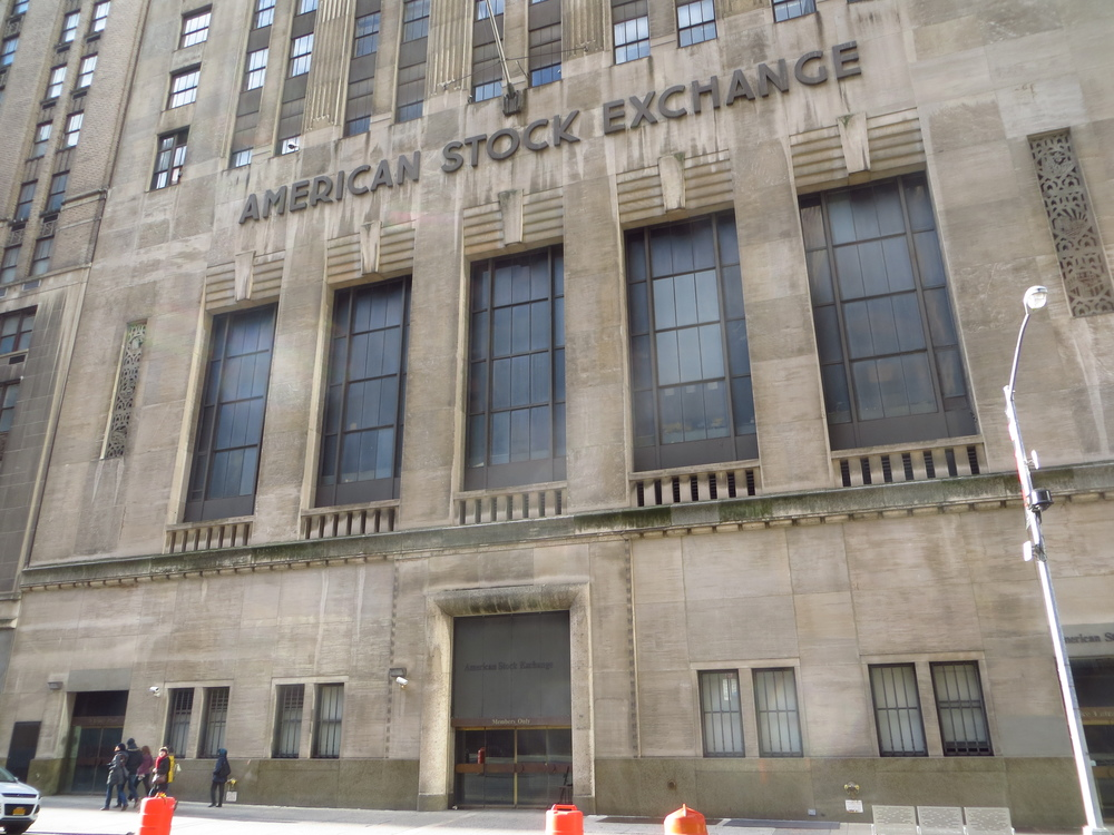 American Stock Exchange (AMEX)