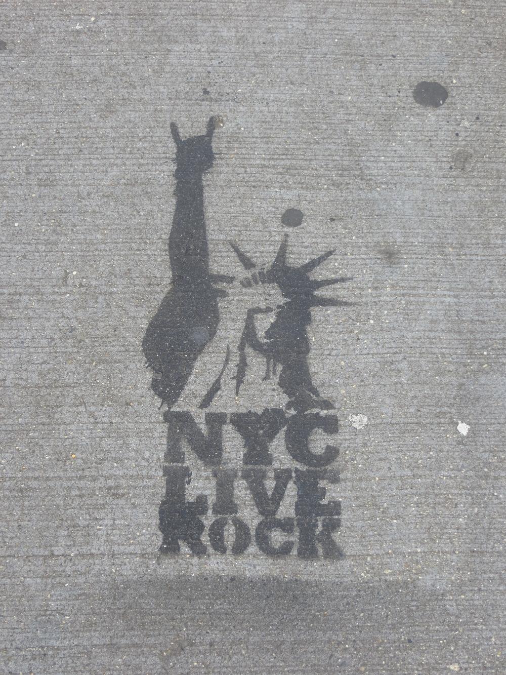 NYC Live Rock