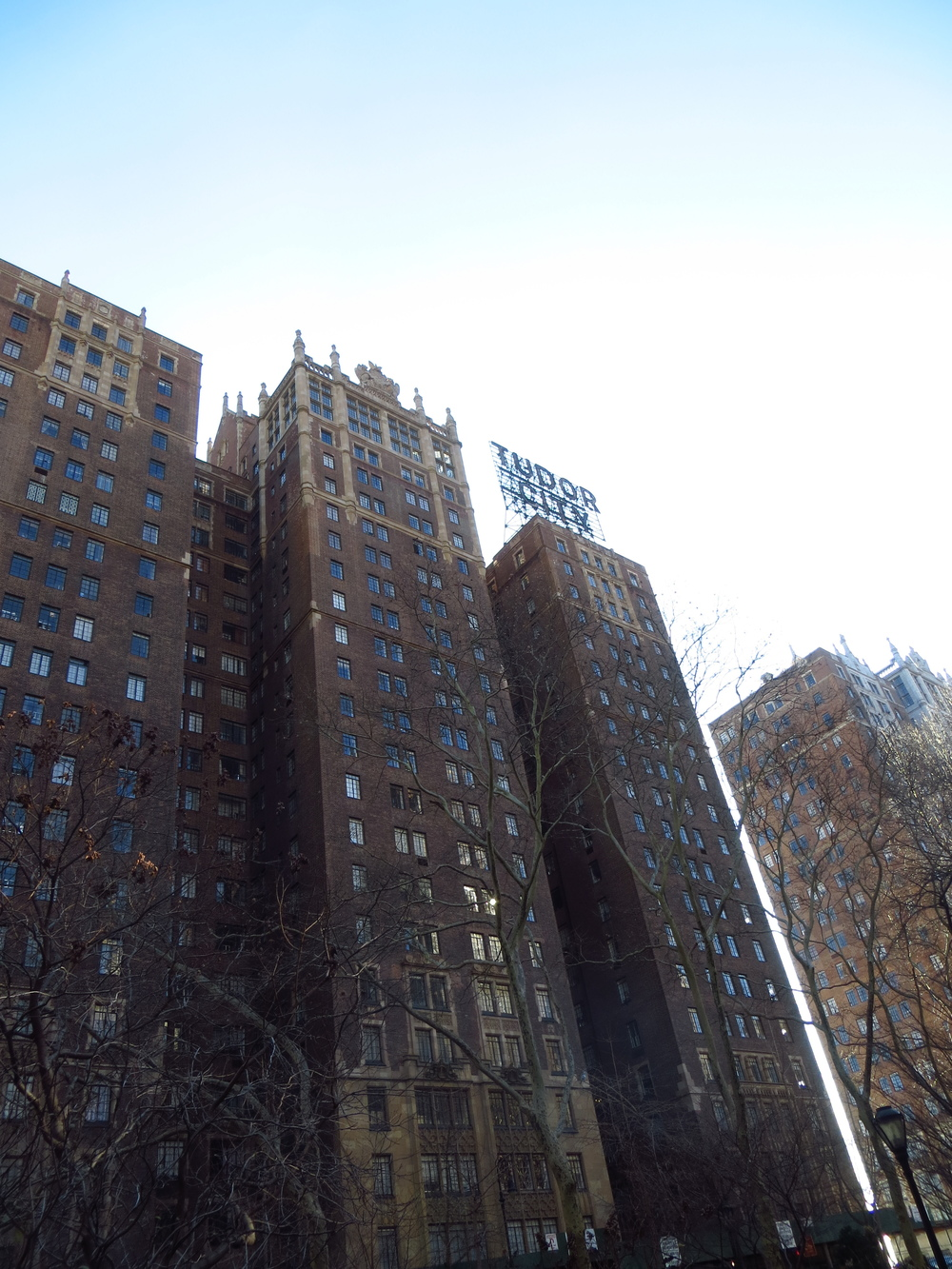 Tudor City apartments