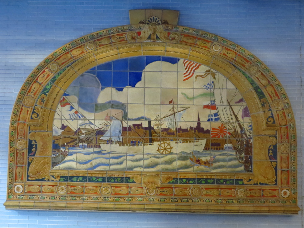 Fulton Steamship