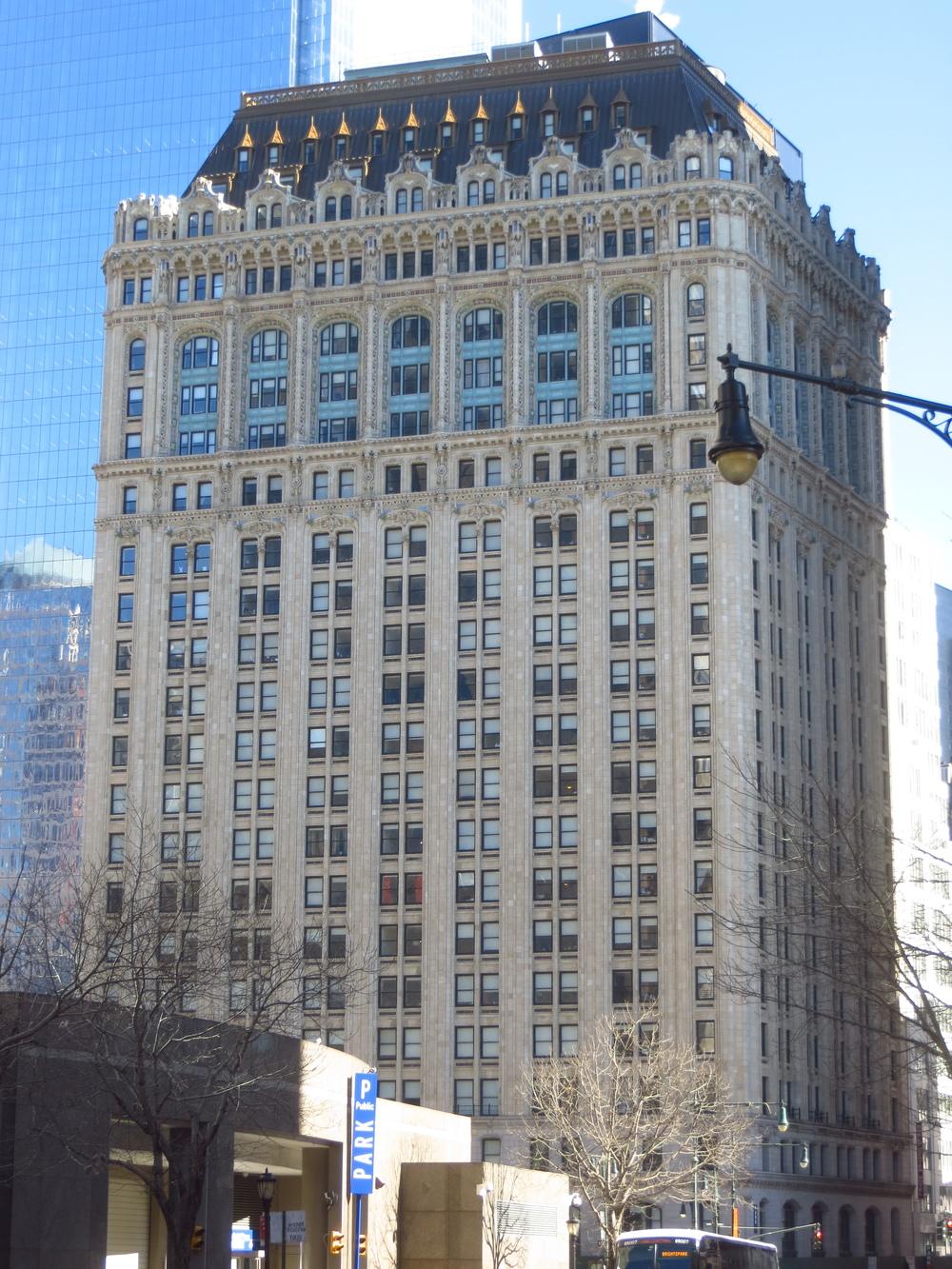 90 West St. (b. 1907)