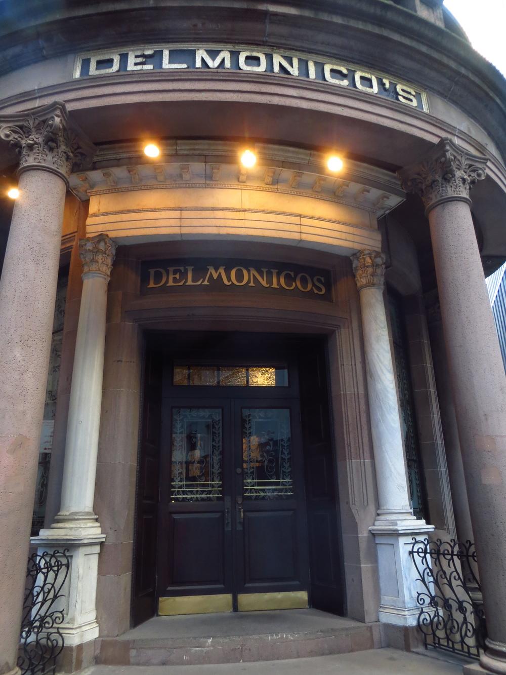 Delmonico's - America's first modern restaurant