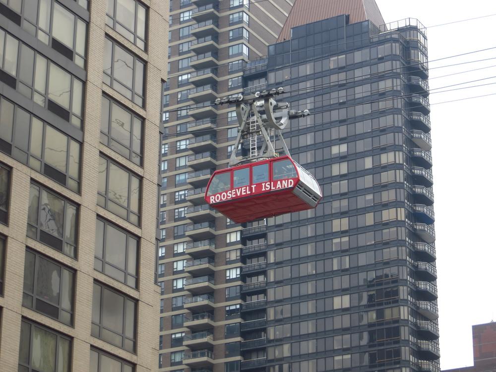 Roosevelt Island gondola
