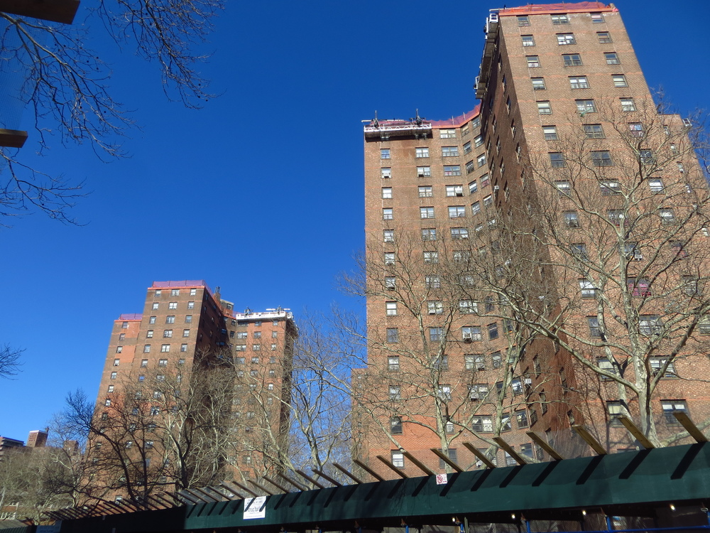 Lower East Dise public housing complexes