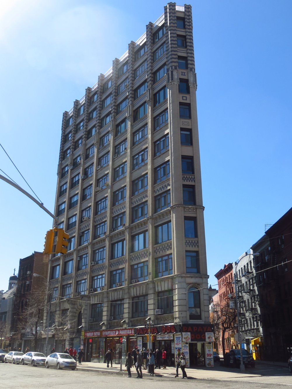 Flatiron knock-off