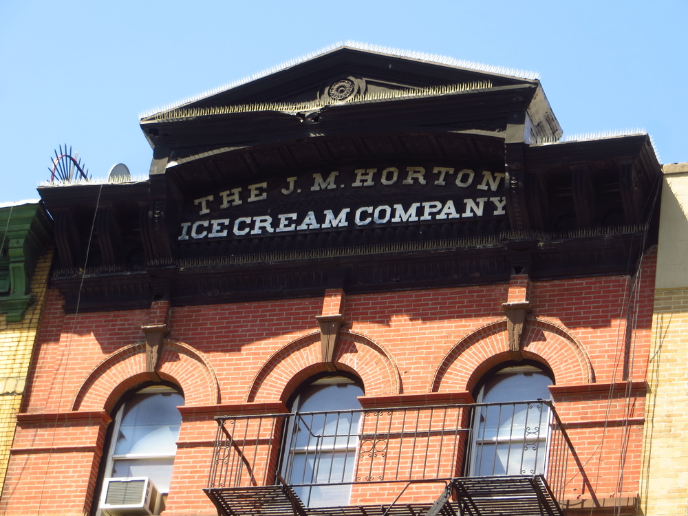 The J. M. Horton Ice Cream Company