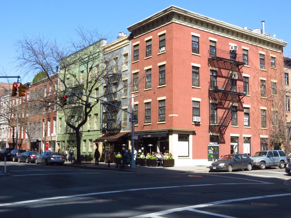 West Village corner